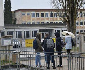 Collège Vincenot à Louhans