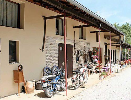 Chambres d'hôtes Castor Elan (8.5 km)
